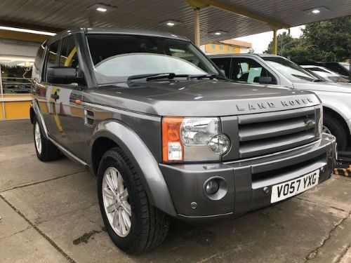 ***SOLD***Discovery 3 2.7 TDV6 2007***SOLD***